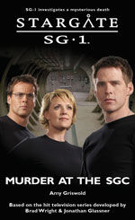 Stargate SG-1: Murder at the SGC