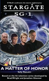 Cover: STARGATE SG-1: A Matter of Honor