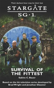 Cover: STARGATE SG-1: Survival of the Fittest