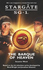 Cover: STARGATE SG-1: The Barque of Heaven