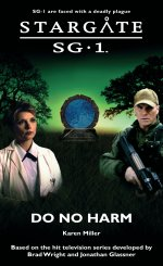 Cover: STARGATE SG1: Do No Harm