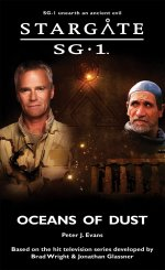 Cover: STARGATE SG-1: Oceans of Dust