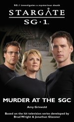 Cover: STARGATE SG-1: Murder at the SGC