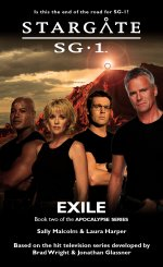Cover: STARGATE SG-1: Exile (Book 2 in the Apocalypse series)