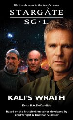 Cover: STARGATE SG-1: Kalis Wrath