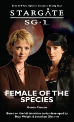 Cover: STARGATE SG-1: Female of the Species