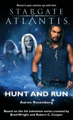 Cover: STARGATE ATLANTIS: Hunt and Run