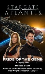 Cover: STARGATE ATLANTIS: Pride of the Genii
