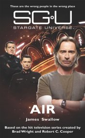 Cover: STARGATE UNIVERSE: Air